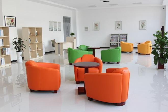 休闲阅读室