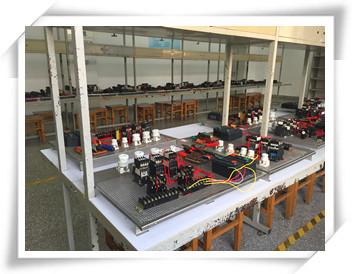 《电力拖动控制线路与技能训练》为电气专业主干